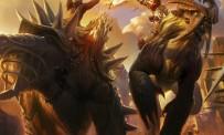 Test Golden Axe : Beast Rider