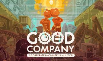 Good Company : le jeu de gestion d'entreprise loufoque s'offre un trailer et des images