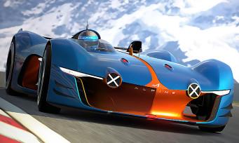 Gran Turismo 6 : l'Alpine Vision Gran Turismo sous toutes les coutures