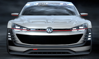 Gran Turismo 6 : la Volkswagen GTI Supersport Vision Gran Turismo en vidéo
