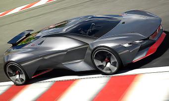 Gran Turismo 6 : la Peugeot Vision Gran Turismo disponible