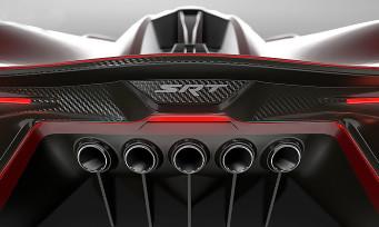 Gran Turismo 6 : la SRT Tomahawk Vision Gran Turismo présentée en vidéo