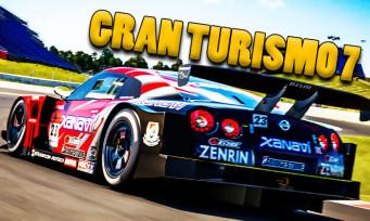 Gran Turismo 7 : le logo du jeu dévoilé par erreur, ferait-il partie du line-up de la PS5 ?