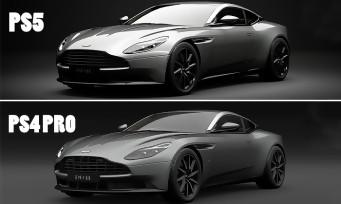 Gran Turismo 7 : une vidéo comparative avec Gran Turismo Sport, le ray tracing fait la différence