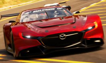 Gran Turismo 7 : une sortie en décembre ? C'est ce qu'affiche un revendeur