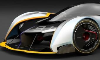 Gran Turismo Sport : la McLaren Ultimate Vision se dévoile en vidéo