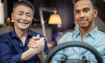 Gran Turismo Sport : Sony s'offre les services de Lewis Hamilton pour la promo du jeu
