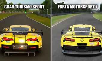 Gran Turismo Sport VS Forza 7 : qui a les plus beaux graphismes ? Réponse en plusieurs vidéos