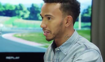 Gran Turismo Sport : Lewis Hamilton se souvient de sa première PlayStation