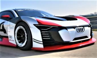 Gran Turismo Sport : deux modèles de la Audi Vision GT arrivent dans le jeu, les images !