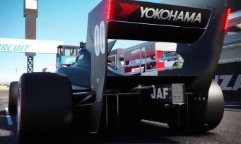 Gran Turismo Sport : la Dallara SF19 Super Formula se présente en un trailer acéré