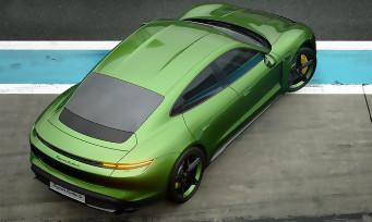 Gran Turismo Sport : un partenariat de prestige avec Porsche, Taycan Turbo S présentée dans le jeu