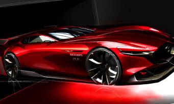 Gran Turismo Sport : voici la Mazda RX-Vision GT3 Concept, conçue uniquement pour le jeu