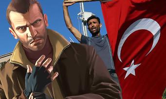 GTA IV : quand une journaliste turque confond des cheat codes avec des messages de putschistes