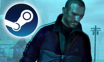 GTA IV : le jeu bientôt de retour sur Steam... mais sans multijoueur !