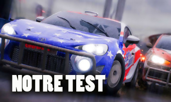 Test Gravel (PS4) : pas mal de gravier, mais aussi du fun