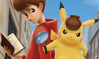 Great Detective Pikachu : découvrez le jeu à travers de nouvelles vidéos de gameplay sur 3DS