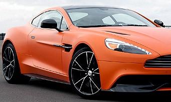 GRID 2 : une vidéo pour présenter les Aston Martin