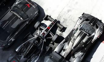 GRID Autosport : une vidéo qui présente les différents types de contrôle sur Switch