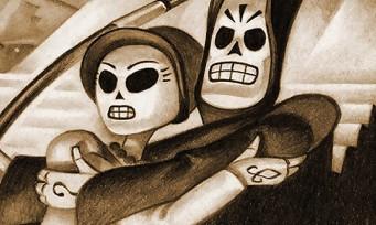 Grim Fandango Remastered est gratuit sur la plateforme GOG !