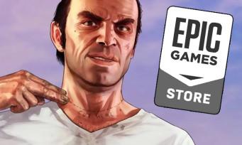 GTA 5 : ce serait bien le prochain jeu gratuit de l'Epic Games Store !