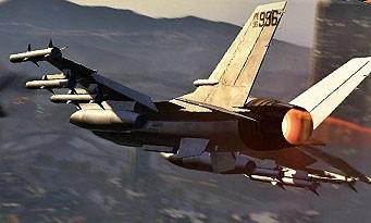 GTA 5 : découvrez l'avion de chasse en vidéo !