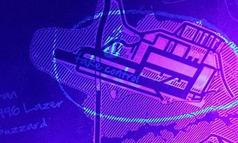 GTA 5 : la carte du jeu révèle d'autres secrets sous lumière ultraviolet