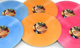 GTA 5 : la BO du jeu en version vinyle ultra collector