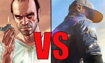 GTA 5 vs Watch Dogs 2 : qui est le plus beau ? Réponse dans ce comparatif vidéo