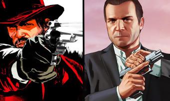 GTA V : la map de Red Dead Redemption bientôt dans le jeu