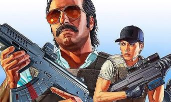 """GTA Online : un trailer et des infos pour la mise à jour """"Trafic d'Armes"""""""
