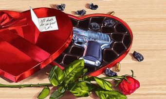 GTA Online : du nouveau contenu pour la Saint-Valentin