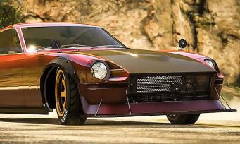 GTA Online : la Karin 190z dispo chez Legendary Motorsport et plein de bonus !