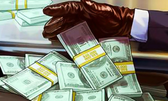 GTA 5 : obtenez plus d'1 million de GTA dollars cette semaine !