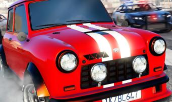"""GTA 5 : un nouveau mode rivalité et trois véhicules façon """"Braquage à l'Italienne"""""""