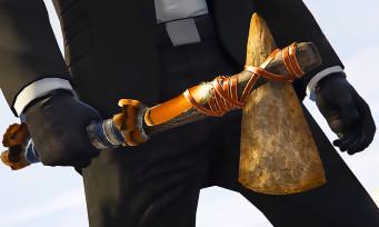 GTA Online : voici l'astuce pour débloquer la hache Tomahawk de Red Dead Redemption 2