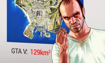 Une vidéo compare les plus grandes maps du jeu vidéo, c'est impressionnant !