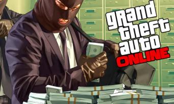 GTA Online : une jolie somme d'argent offerte pour dépenser sans compter