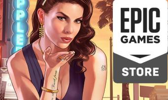 GTA V : l'Epic Games Store est saturé après avoir offert le jeu de Rockstar