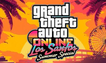 GTA Online : la mise à jour Summer Special débarque avec la dose de contenu