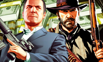 Rockstar : voici les nouvelles ventes de GTA V et Red Dead Redemption 2, tout va pour le mieux
