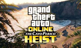 GTA Online : la map s'agrandit avec la mise à jour du braquage de Cayo Perico