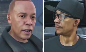 GTA Online : Dr. Dre et DJ Pooh sont dans la mise à jour Cayo Perico, voici un extrait en vidéo