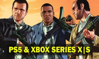 GTA V : les versions PS5 & Xbox Series enfin datées, Rockstar promet un jeu next gen' !