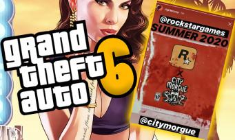 GTA 6 : la date d'annonce du jeu dévoilée par le groupe de rap City Morgue ?
