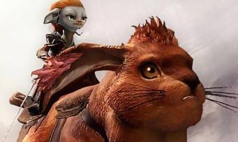"""Guild Wars 2 : le DLC """"Path of Fire"""" s'offre un week-end de bêta test pour essayer les montures"""