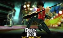 Guitar Hero : Aerosmith prend la pose