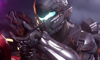 Halo 5 Guardians s'offre un patch 4K pour la Xbox One X et le montre en vidéo