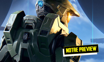 Halo Infinite : on a pu approcher le jeu, faut-il vraiment s'inquiéter ? Notre preview avec les développeurs