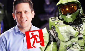 Halo Infinite : mauvaise nouvelle, le réalisateur du jeu quitte le projet (et même 343 Industries)